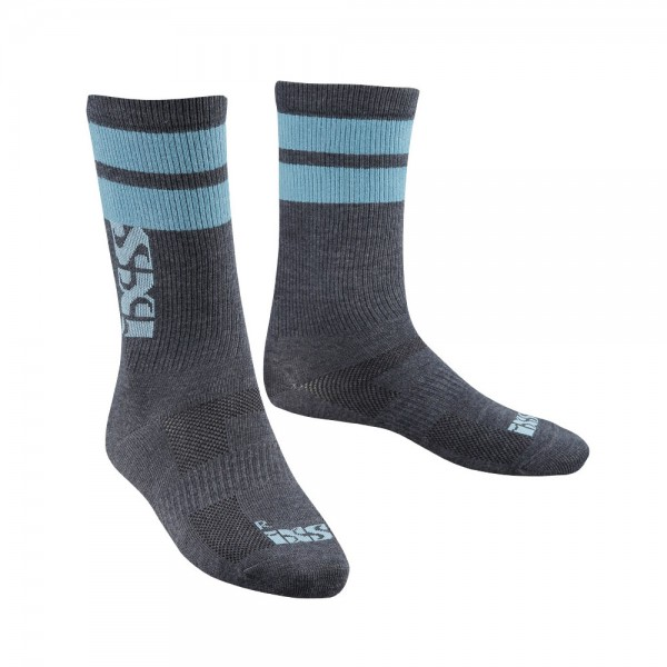 iXS Triplet Socken (3-Pack) multicolor