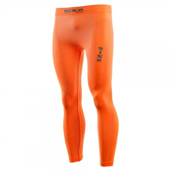 SIXS Lange Funktionsunterhose PNX, orange