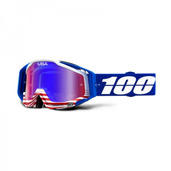 100% Brille Racecraft Extra Anthem