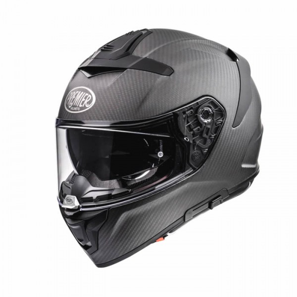 Premier Integralhelm Devil, carbon matt