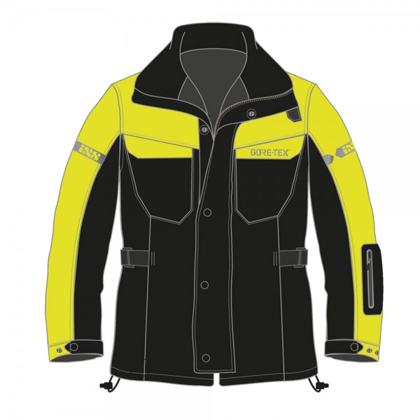 iXS Regenjacke 3 Layer-GORE-TEX